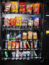Vending Machines ON/OFF