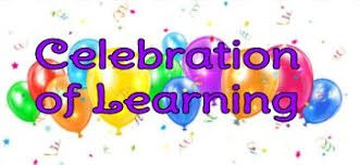Celebration of Learning!