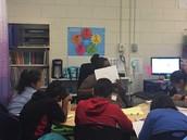 Ms. Thomas Bennett's EIP Small Group Instruction