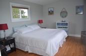 """Bay View"" - Master Bedroom"