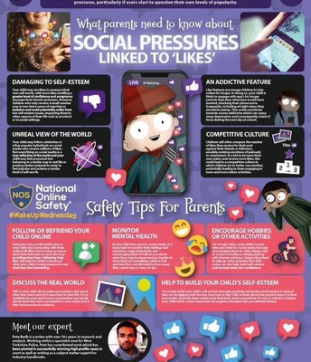 "Social Pressures Linked to ""Likes"""