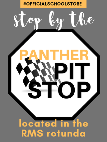 Panther Pit Stop - Annual Holiday Shop Coming Soon!