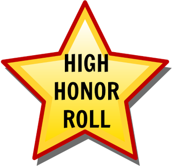 3rd Quarter High Honor Roll