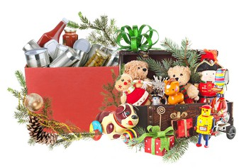 Holiday Food and Toy Resources Guide 2020
