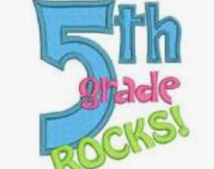 5th Grade End of Year Celebration