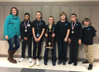 6th Grade Scholars Bowl