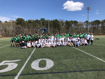1st All-Cape Cod Special Olympics Game Day hosted at MRHS