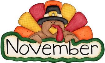 Thanksgiving Holiday!