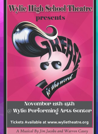 WHS Theatre presents GREASE
