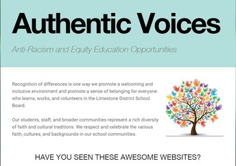 Authentic Voices - Equity Resources