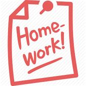Homework Document