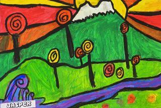 Rm 12 Pepeha artwork (Jasper Miners)