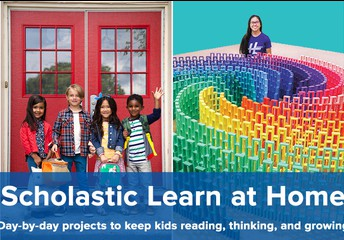 Scholastic Learning at Home and Project Ideas