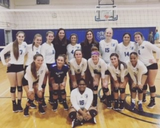 Lady Bruins Volleyball!