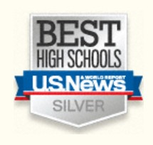 HHS Wins Silver Medal for 8th Year in a Row