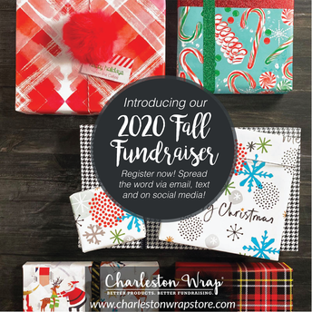 Fall Fundraiser with Charleston Wrap