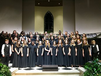 Moultrie Middle School Chorus