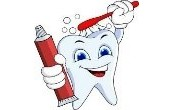 Please remember to take care of your children's dental health.