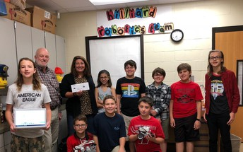 FlashBots Middle School Robotics Club