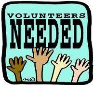 Volunteers Always Welcome!