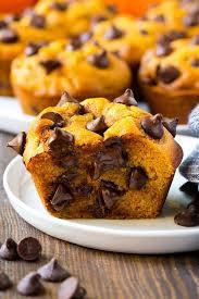 How to Make Chocolate Chip Pumpkin Muffins