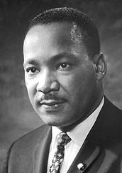 Programs Celebrating Dr. Martin Luther King, Jr.