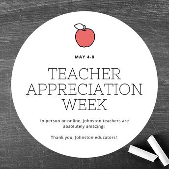 Thank you, Educators!