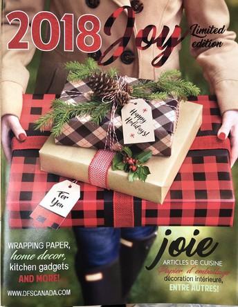 """""""Joy"""" Holiday Catalogue Fundraiser"""