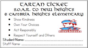 Hello, Tartan Tickets!!