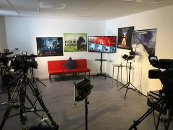 Our Fantastic NEW Creative Media Facilities