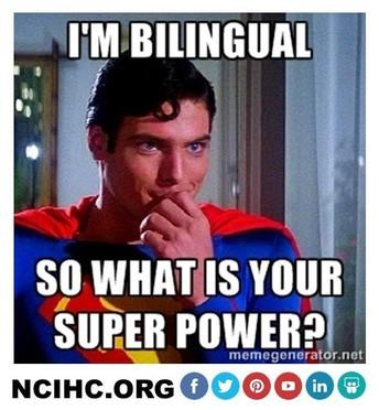 Highlighting Dual Language