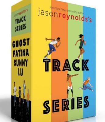"""""""Ghost. Lu. Patina. Sunny."""" by Jason Reynolds"""