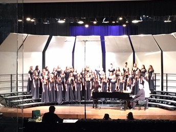 SVMS Non Varsity Treble Choir
