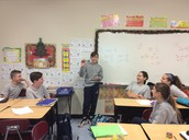 Math Presentations