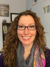 Megan Lutz - Full Time School Adjustment Counselor
