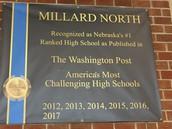 About Millard North High School