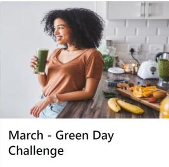 BCSD's Health & Wellness Program - March Challenge