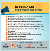 10 Self-Care Strategies for Teens