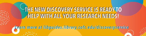 New Discovery Service Banner