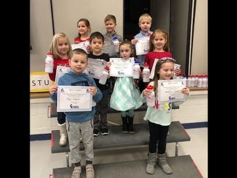 Kindergarten Leaders!