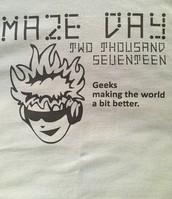Maze Day Shirt