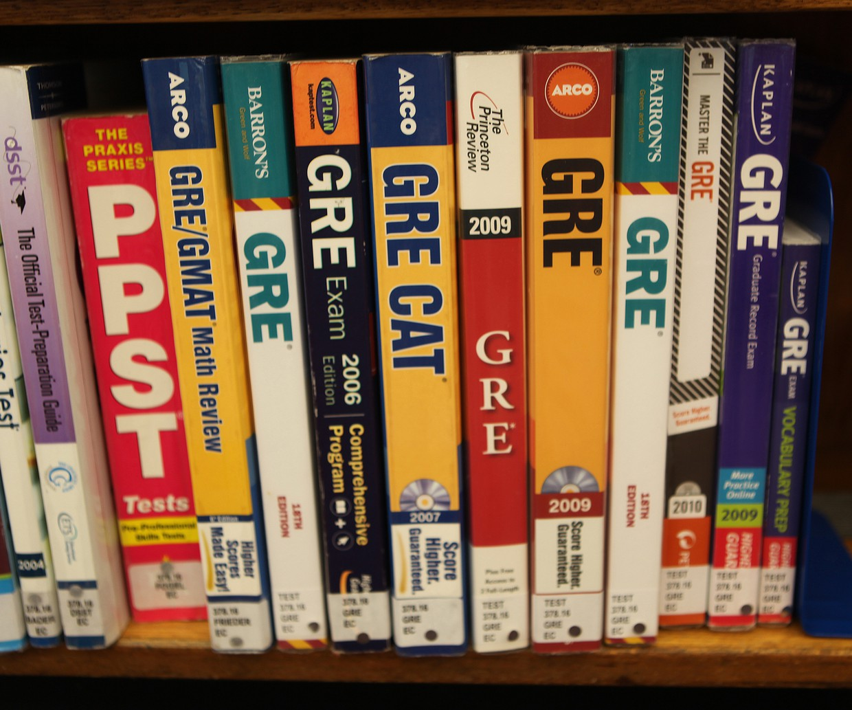 education for GRE exam