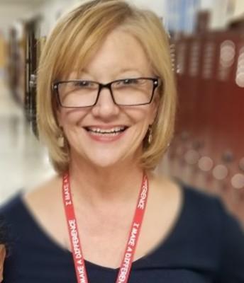 Principal Kathryn Carter- L.O. Donald Leadership Academy