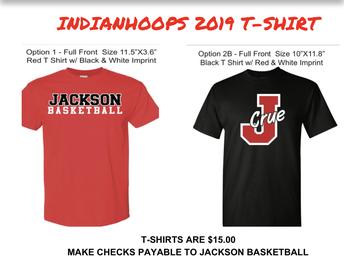 T-Shirt Sales Due November 8th