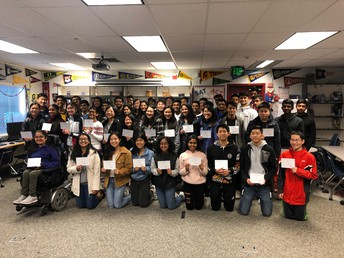 Commended Students - National Merit Scholarship Program