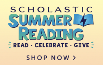 Summer Learning Ideas from Scholastic for Grades K-3!