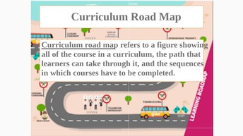 READING AND MATH CONCEPTS - ROAD MAPS FOR INSTRUCTION