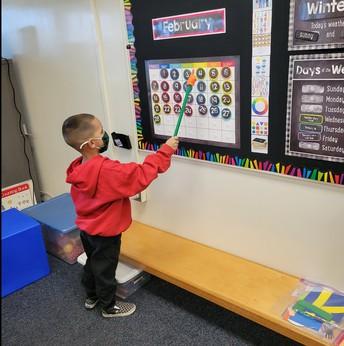 From Ms. Scofield: SPED Preschool