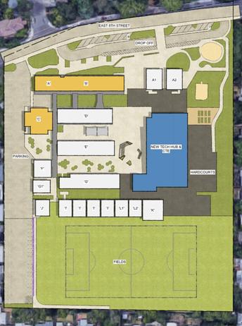 Da Vinci High School Tech Hub