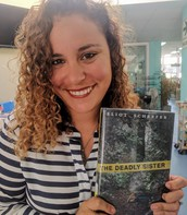 Miss Alondra read 'The Deadly Sister'